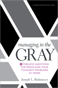 managing in the gray book image